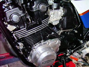 Nuancier Peinture Moto Honda : honda cb1100r ~ Nature-et-papiers.com Idées de Décoration